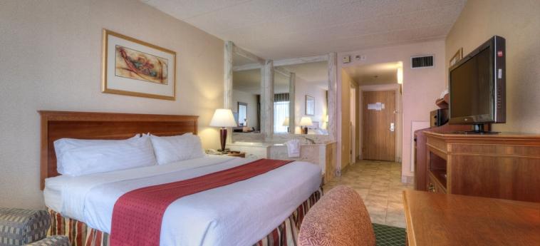 Hotel Holiday Inn Southgate (Detroit-South): Gastzimmer Blick DETROIT (MI)