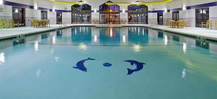 Hotel Holiday Inn Southgate (Detroit-South): Innenschwimmbad DETROIT (MI)