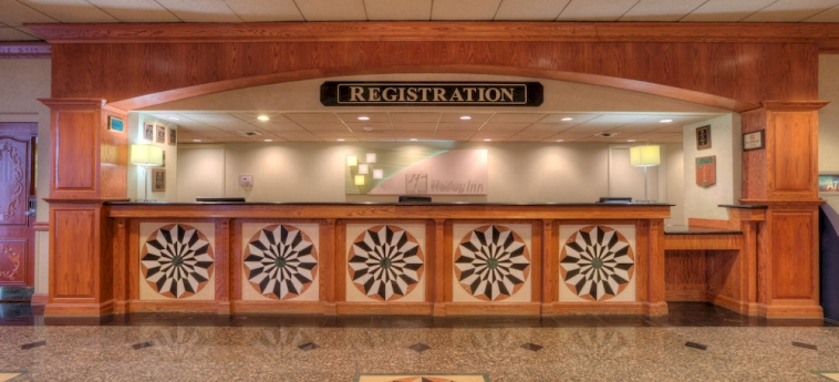 Hotel Holiday Inn Southgate (Detroit-South): Reception DETROIT (MI)