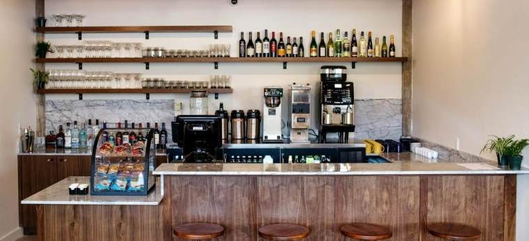 Trumbull And Porter, An Ascend Hotel Collection Member Detroit: Caffetteria DETROIT (MI)