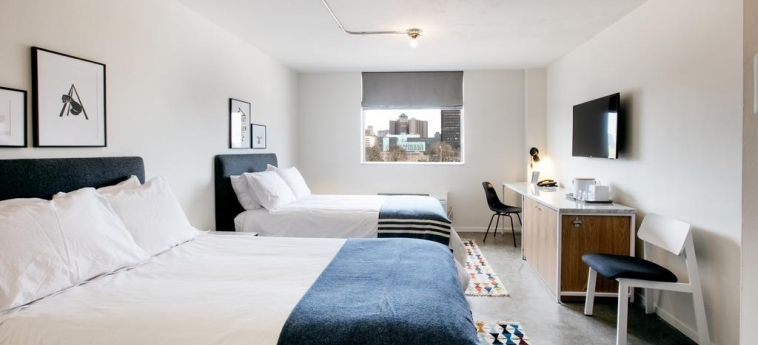 Trumbull And Porter, An Ascend Hotel Collection Member Detroit: Chambre jumeau DETROIT (MI)
