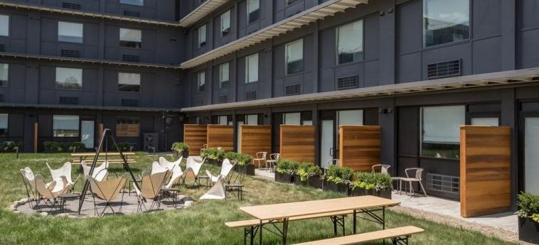 Trumbull And Porter, An Ascend Hotel Collection Member Detroit: Jardin DETROIT (MI)