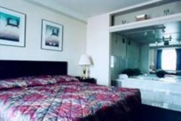 Hotel The Leland: Bedroom DETROIT (MI)