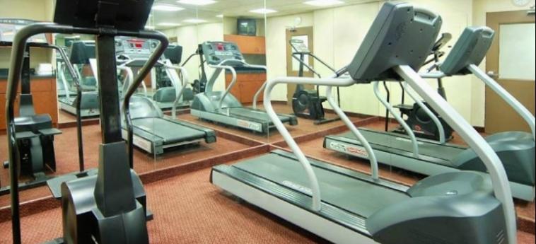 Hotel Detroit Regency: Fitnesscenter DETROIT (MI)