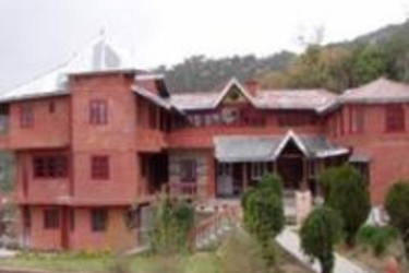 Welcomheritage Grace Hotel: Außen DHARAMSHALA