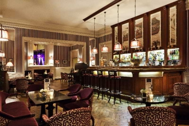 Barrière Le Grand Hotel Dinard: Bar DINARD
