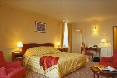 Barrière Le Grand Hotel Dinard: Guest Room DINARD