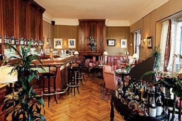 Barrière Le Grand Hotel Dinard: Lounge Bar DINARD