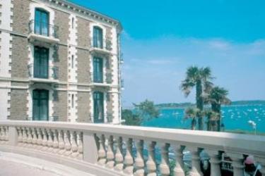 Barrière Le Grand Hotel Dinard: Außen DINARD