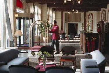 Barrière Le Grand Hotel Dinard: Lobby DINARD