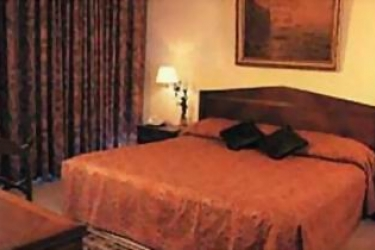 Hotel Printania: Schlafzimmer DINARD