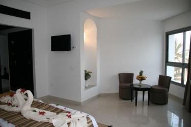 Olympic Hotel Djerba: Gastzimmer Blick DJERBA