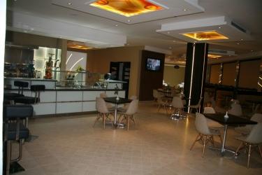 Olympic Hotel Djerba: Lobby DJERBA