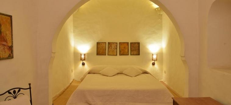 Hotel Dar Dhiafa: Chambre Double DJERBA