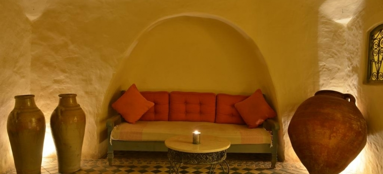 Hotel Dar Dhiafa: Detail DJERBA