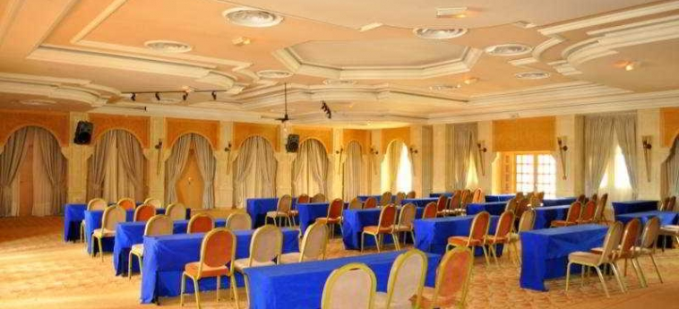 Hotel Tui Blue Palm Beach Palace: Sala de conferencias DJERBA