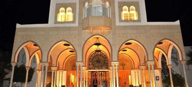 Hotel Tui Blue Palm Beach Palace: Extérieur DJERBA