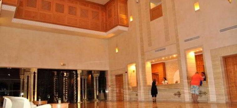 Hotel Tui Blue Palm Beach Palace: Lobby DJERBA