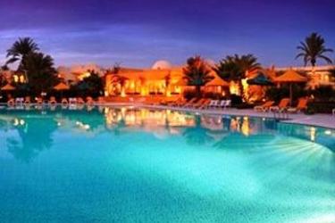 Hotel Ksar Djerba: Außen DJERBA