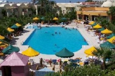 Hotel Ksar Djerba: Außenschwimmbad DJERBA