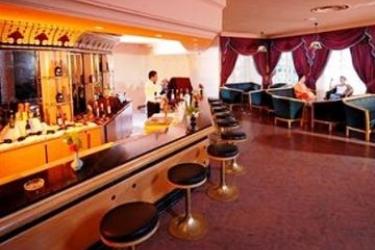 Hotel Ksar Djerba: Bar DJERBA