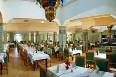 Hotel Ksar Djerba: Restaurant DJERBA