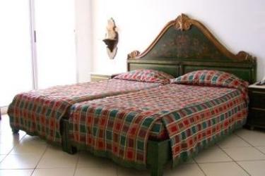 Hotel Ksar Djerba: Schlafzimmer DJERBA