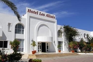 Hotel Les Alizes: Exterior DJERBA