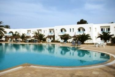 Hotel Les Alizes: Outdoor Swimmingpool DJERBA