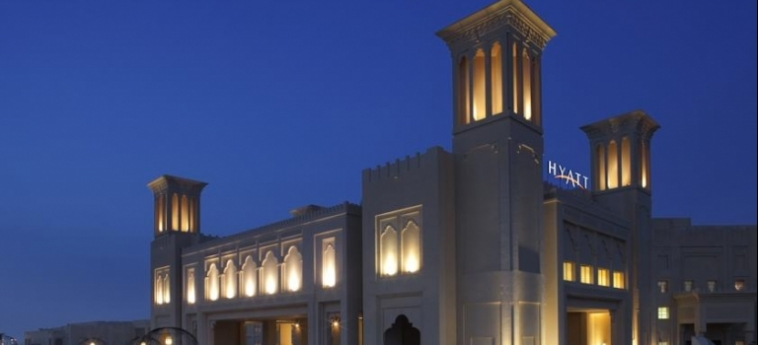 Hotel Grand Hyatt Doha: Extérieur DOHA
