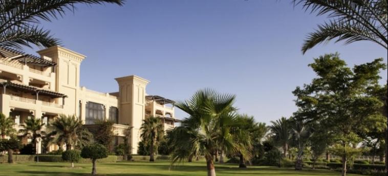 Hotel Grand Hyatt Doha: Jardin DOHA