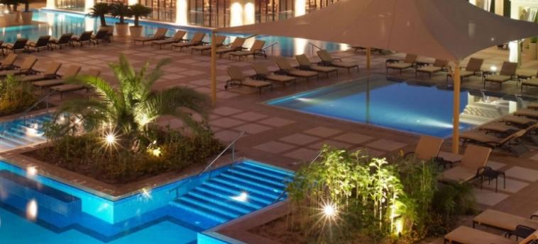 Hotel Grand Hyatt Doha: Piscine Découverte DOHA