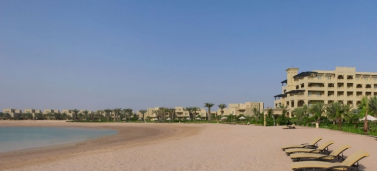 Hotel Grand Hyatt Doha: Plage DOHA