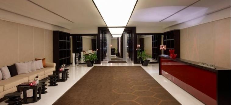 W Doha Hotel & Residence: Lobby DOHA
