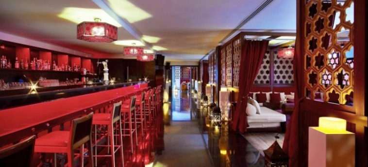 W Doha Hotel & Residence: Lounge Bar DOHA