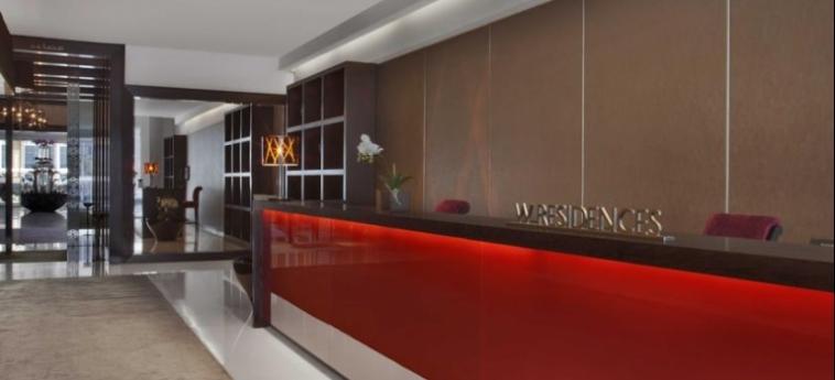 W Doha Hotel & Residence: Reception DOHA