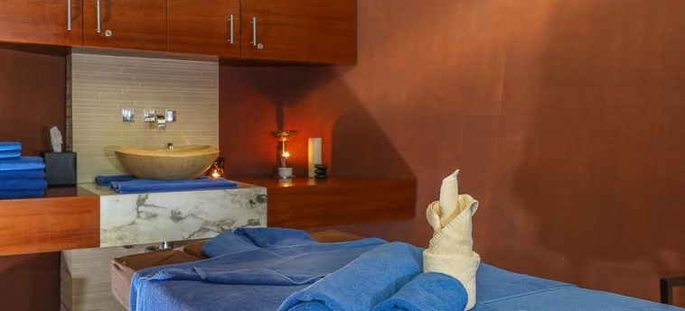 Oryx Airport Hotel -Transit Only: Spa DOHA