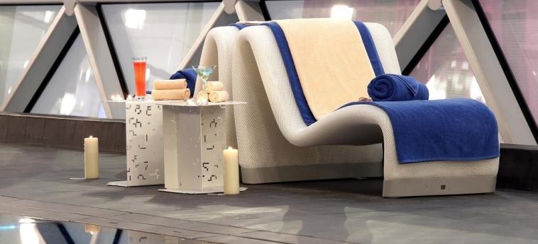 Oryx Airport Hotel -Transit Only: Dettagli Strutturali DOHA
