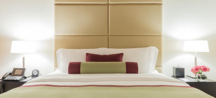 Oryx Airport Hotel -Transit Only: Room - Double DOHA
