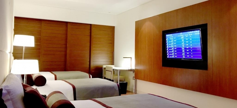 Oryx Airport Hotel -Transit Only: Room - Triple DOHA