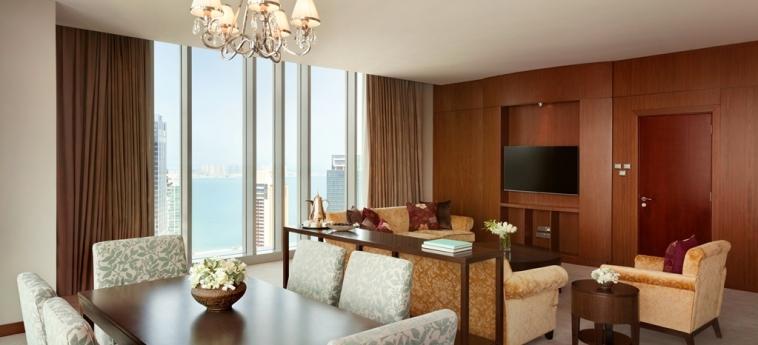 Hotel Jw Marriott Marquis City Center Doha: Chambre Suite DOHA
