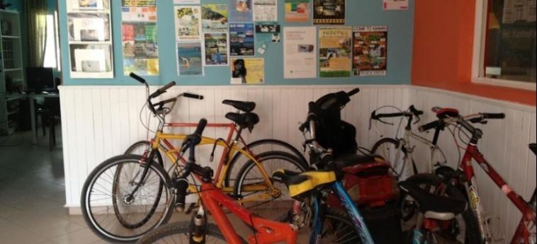 Hostel Laguna Park Cabarete: Detail DOMINIKANISCHE REPUBLIK