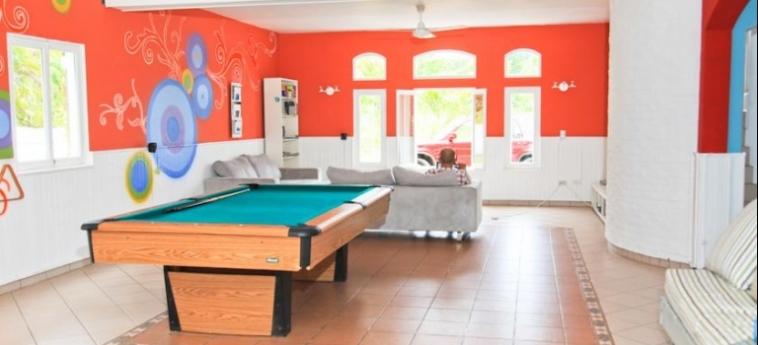 Hostel Laguna Park Cabarete: Ruheraum DOMINIKANISCHE REPUBLIK