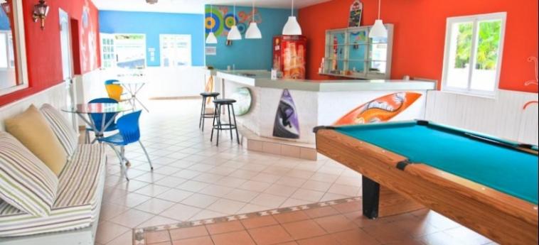 Hostel Laguna Park Cabarete: Spielzimmer DOMINIKANISCHE REPUBLIK