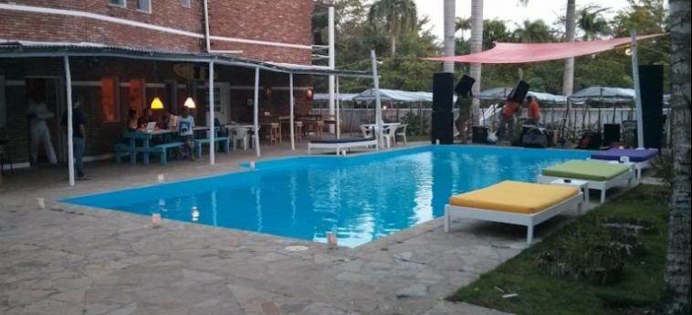 Hostel Laguna Park Cabarete: Umgebund DOMINIKANISCHE REPUBLIK