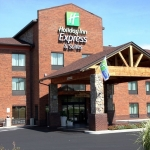 HOLIDAY INN EXPRESS & SUITES 2 Stars