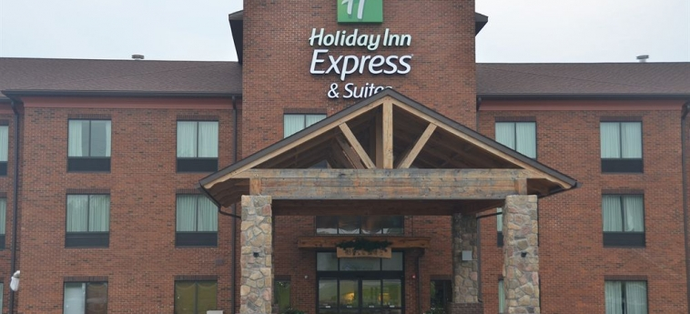 Hotel Holiday Inn Express & Suites: Extérieur DONEGAL (PA)