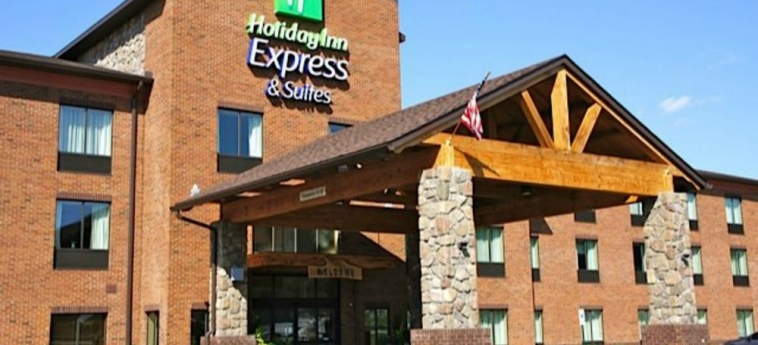 Hotel Holiday Inn Express & Suites: Photo descriptive DONEGAL (PA)