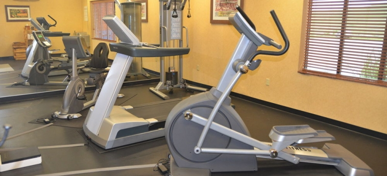 Hotel Holiday Inn Express & Suites: Salle de sport DONEGAL (PA)