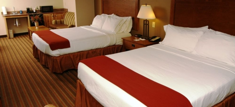 Hotel Holiday Inn Express & Suites: Guestroom DONEGAL (PA)